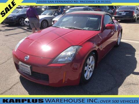 2004 Nissan 350Z for sale at Karplus Warehouse in Pacoima CA