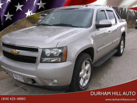 2009 Chevrolet Avalanche for sale at Durham Hill Auto in Muskego WI