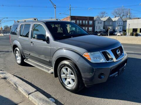 2012 Nissan Pathfinder for sale at G1 AUTO SALES II in Elizabeth NJ