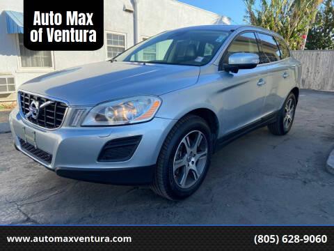 2011 Volvo XC60 for sale at Auto Max of Ventura - Automax 3 in Ventura CA
