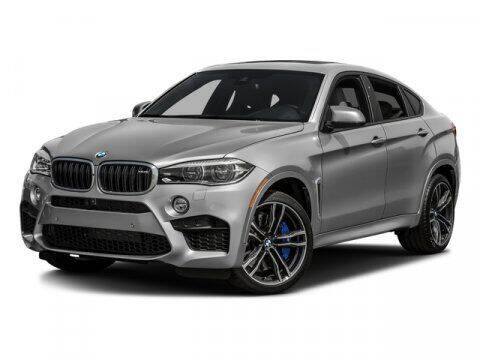 2017 BMW X6 M for sale at Car Vision Buying Center in Norristown PA