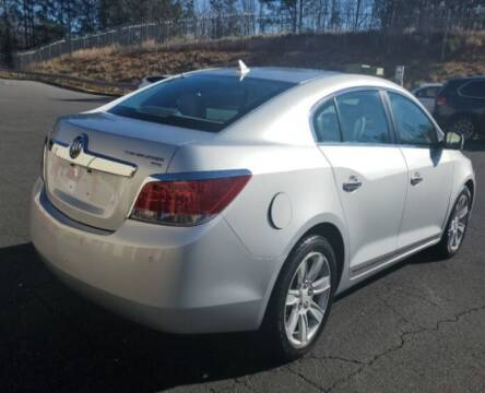 2010 Buick LaCrosse for sale at JacksonvilleMotorMall.com in Jacksonville FL