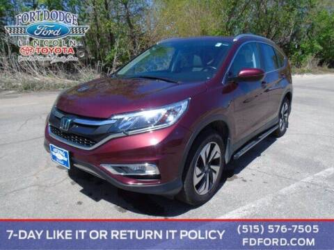 2015 Honda CR-V for sale at Fort Dodge Ford Lincoln Toyota in Fort Dodge IA