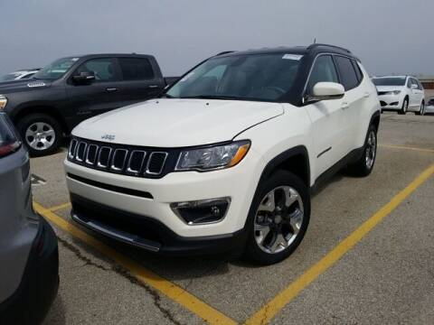 2018 Jeep Compass for sale at Tim Short Chrysler in Morehead KY