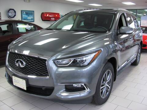 2018 Infiniti QX60 for sale at Kens Auto Sales in Holyoke MA