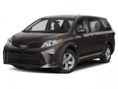 2018 Toyota Sienna for sale at SCOTT EVANS CHRYSLER DODGE in Carrollton GA