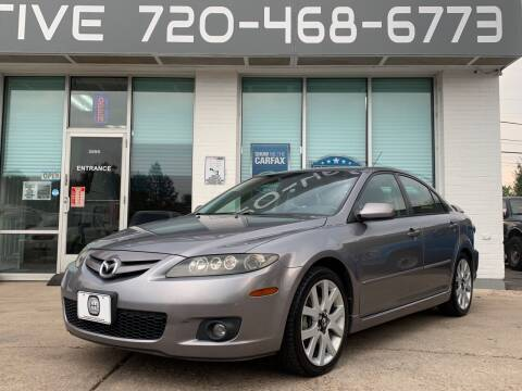2006 Mazda MAZDA6 for sale at Shift Automotive in Denver CO