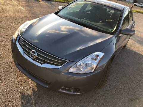 2012 Nissan Altima for sale at Supreme Auto Gallery LLC in Kansas City MO