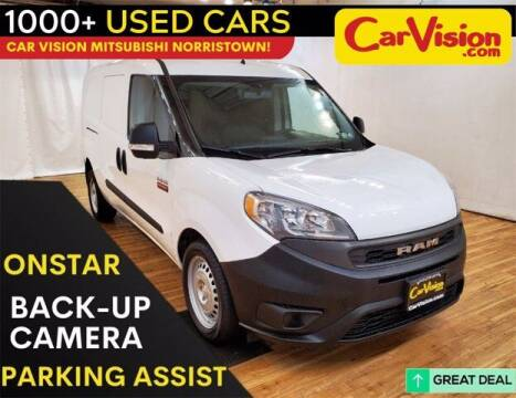2019 RAM ProMaster City Cargo for sale at Car Vision Buying Center in Norristown PA