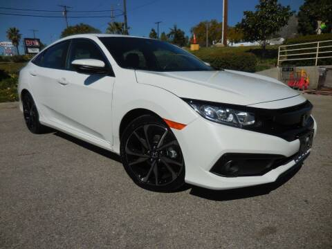 2020 Honda Civic for sale at ARAX AUTO SALES in Tujunga CA