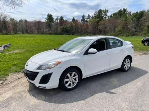 2011 Mazda MAZDA3 for sale at ds motorsports LLC in Hudson NH
