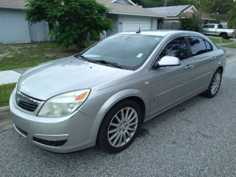 2007 Saturn Aura for sale at Low Price Auto Sales LLC in Palm Harbor FL
