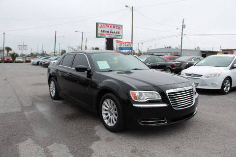 2013 Chrysler 300 for sale at Jamrock Auto Sales of Panama City in Panama City FL