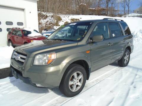 2007 Honda Pilot for sale at Broadway Auto Services in New Britain CT