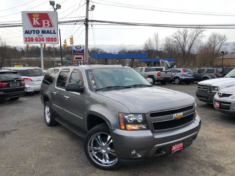 2007 Chevrolet Suburban for sale at KB Auto Mall LLC in Akron OH