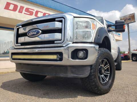 2011 Ford F-250 Super Duty for sale at Discount Motors in Pueblo CO
