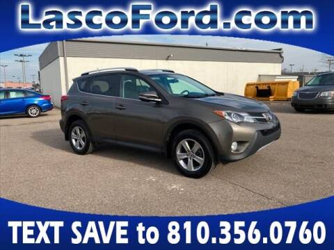 2015 Toyota RAV4 for sale at Lasco of Grand Blanc in Grand Blanc MI