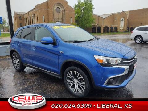 2019 Mitsubishi Outlander Sport for sale at Lewis Chevrolet Buick of Liberal in Liberal KS