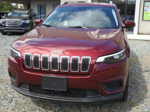 2021 Jeep Cherokee for sale at Caribbean Auto Mart -C in St Thomas VI