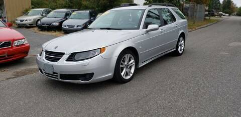 2007 Saab 9-5 for sale at Ashland Auto Sales in Ashland MA
