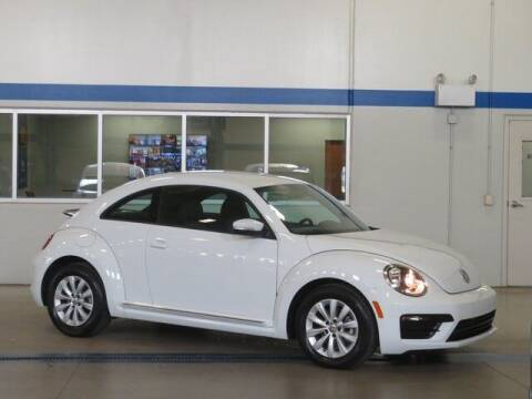 2019 Volkswagen Beetle for sale at Terry Lee Hyundai in Noblesville IN