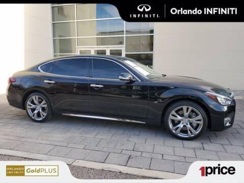 2017 Infiniti Q70L for sale at Orlando Infiniti in Orlando FL