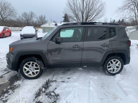 2017 Jeep Renegade for sale at AC Auto Plex in Ontario NY