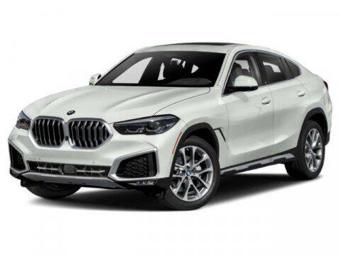 2021 BMW X6 for sale at Park Place Motor Cars in Rochester MN