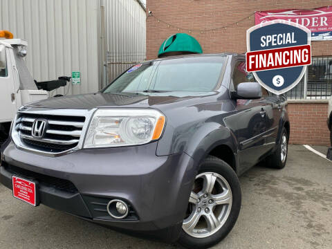 2015 Honda Pilot for sale at Carlider USA in Everett MA