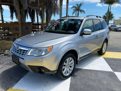 2012 Subaru Forester for sale at D&S Auto Sales, Inc in Melbourne FL