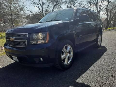 2007 Chevrolet Tahoe for sale at John 3:16 Motors in San Antonio TX