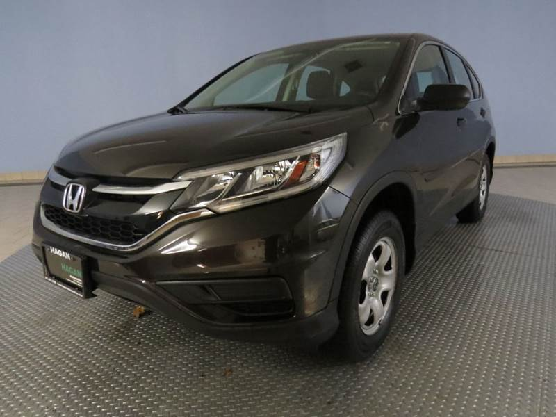 2015 Honda CR-V for sale at Hagan Automotive in Chatham IL