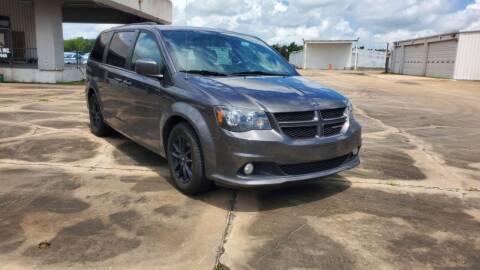 2019 Dodge Grand Caravan for sale at Zora Motors in Houston TX
