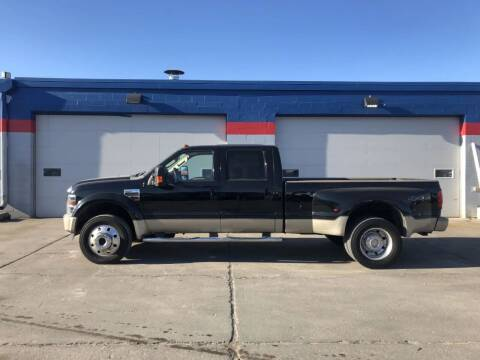 2008 Ford F-450 Super Duty for sale at HATCHER MOBILE SERVICES & SALES in Omaha NE
