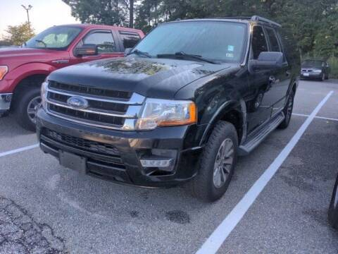 2017 Ford Expedition EL for sale at Strosnider Chevrolet in Hopewell VA