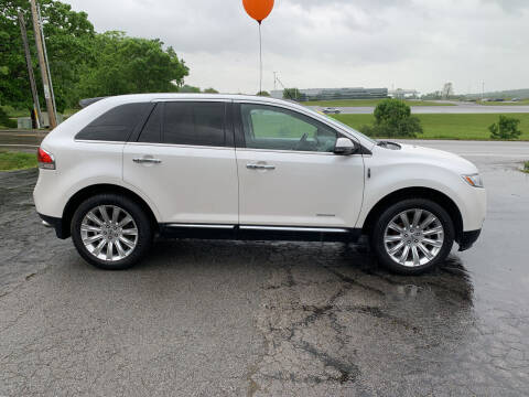 2013 Lincoln MKX for sale at Westview Motors in Hillsboro OH