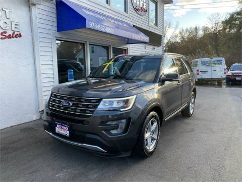 2017 Ford Explorer for sale at Best Price Auto Sales in Methuen MA