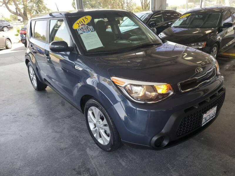 2015 Kia Soul for sale at Sac River Auto in Davis CA