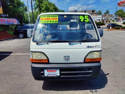 1995 Honda acty for sale at Elmora Auto Sales in Elizabeth NJ