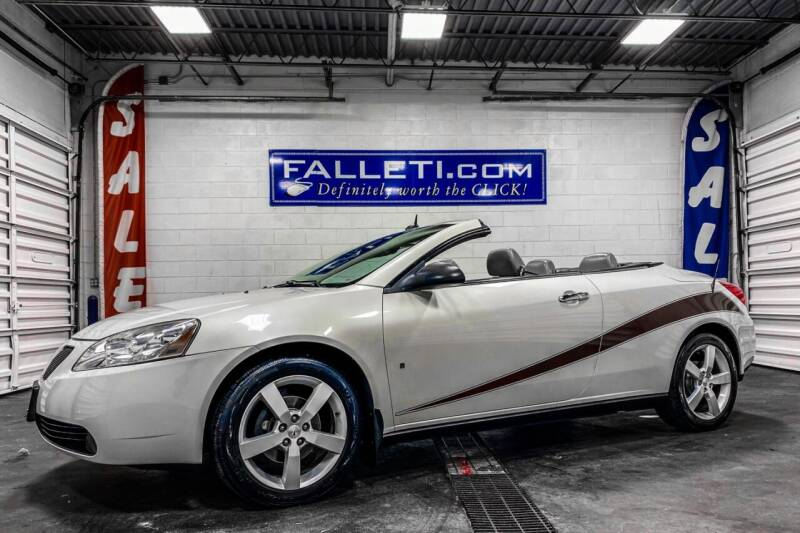 2008 Pontiac G6 for sale at Falleti Motors, Inc.  est. 1976 in Batavia NY
