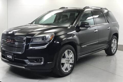 2015 GMC Acadia for sale at Stephen Wade Pre-Owned Supercenter in Saint George UT