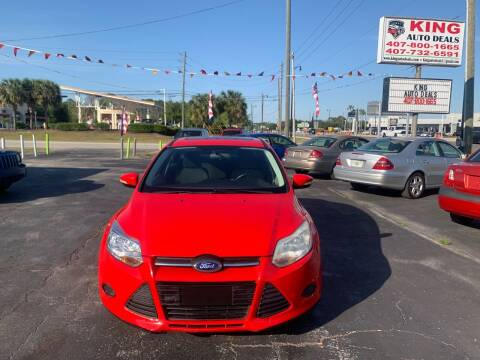 2014 Ford Focus for sale at King Auto Deals in Longwood FL