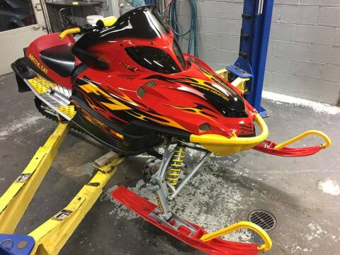 2004 Arctic Cat F7 Firecat Sno Pro EFI for sale at Regner's Auto Sales in Danbury CT