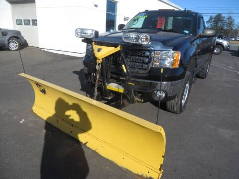 2013 GMC Sierra 2500HD for sale at Price Auto Sales 2 in Concord NH