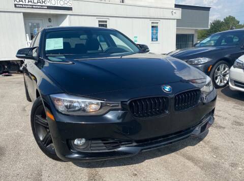 2013 BMW 3 Series for sale at KAYALAR MOTORS in Houston TX