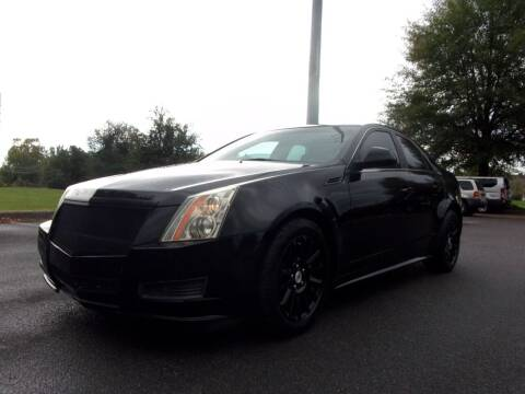 2010 Cadillac CTS for sale at Unique Auto Brokers in Kingsport TN