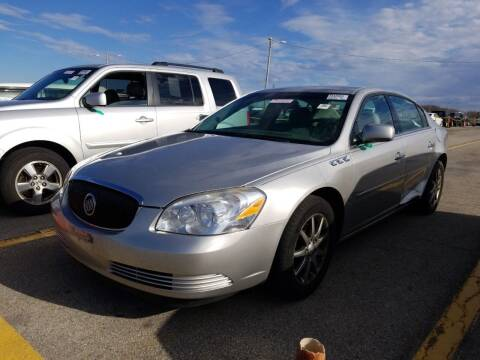 2007 Buick Lucerne for sale at JDL Automotive and Detailing in Plymouth WI