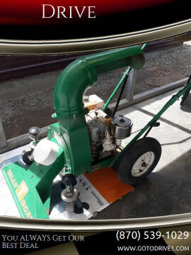 1993 BILLY GOAT VACUM PUSH TYPE for sale at Drive in Leachville AR