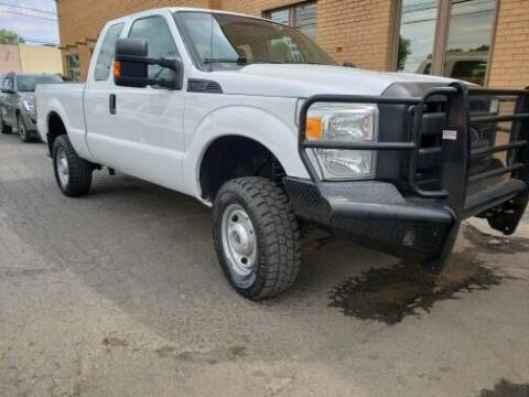2012 Ford F-250 Super Duty for sale at Marx Auto Sales in Livonia MI