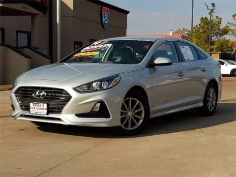 2019 Hyundai Sonata for sale at Bryans Car Corner in Chickasha OK